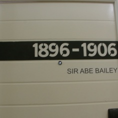 The Sir Abe Bailey room